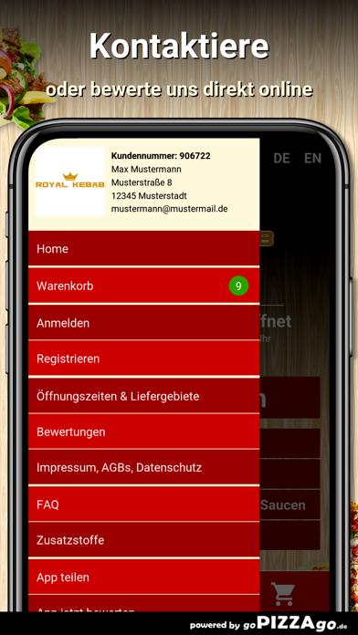 Royal Kebab Twistringen screenshot 3