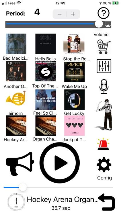 Ice Hockey Dad's Playlist screenshot-3