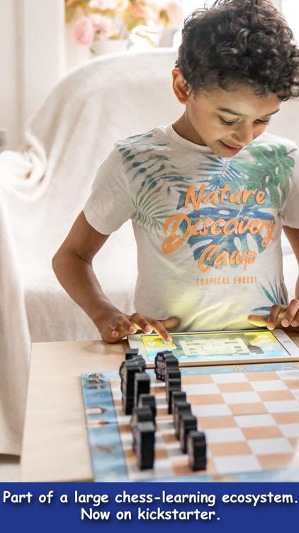 Chess for kid Fritz & Chesster screenshot-4