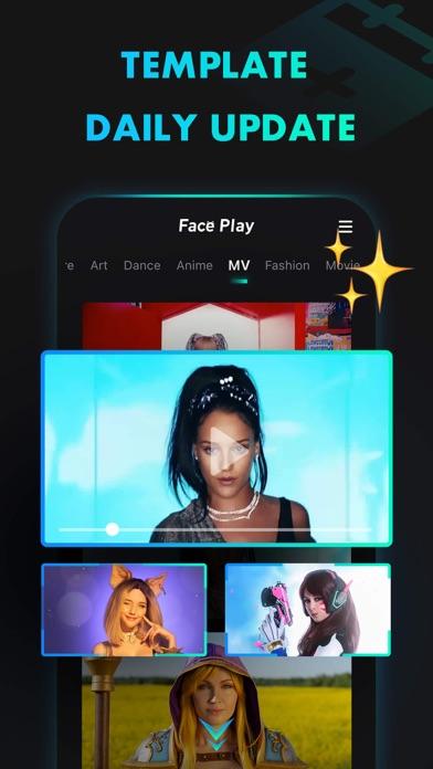 FacePlay - Face Swap Videos screenshot 4