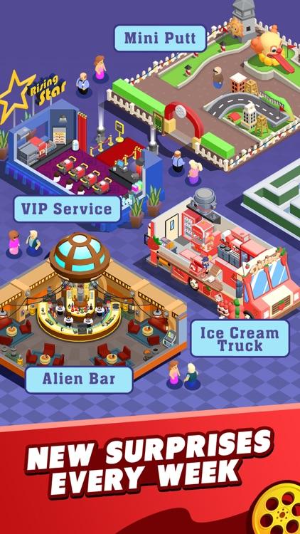 Box Office Tycoon - Idle Game screenshot-5