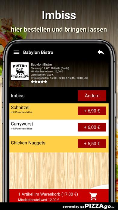 Babylon Bistro Halle (Saale) screenshot 6