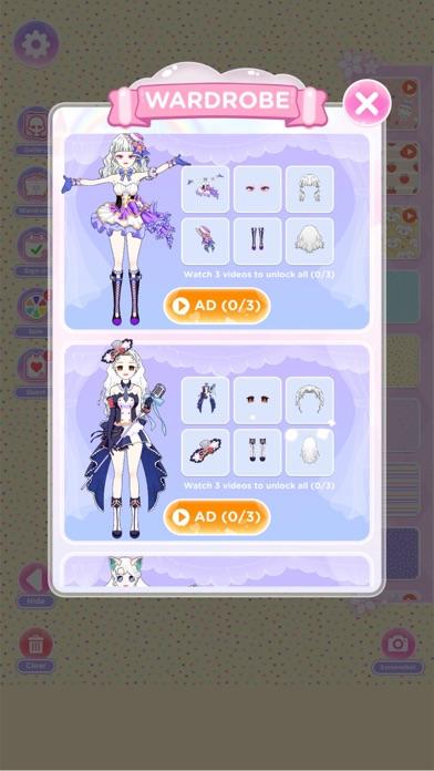 Princess Doll - Dress Up Game screenshot 9