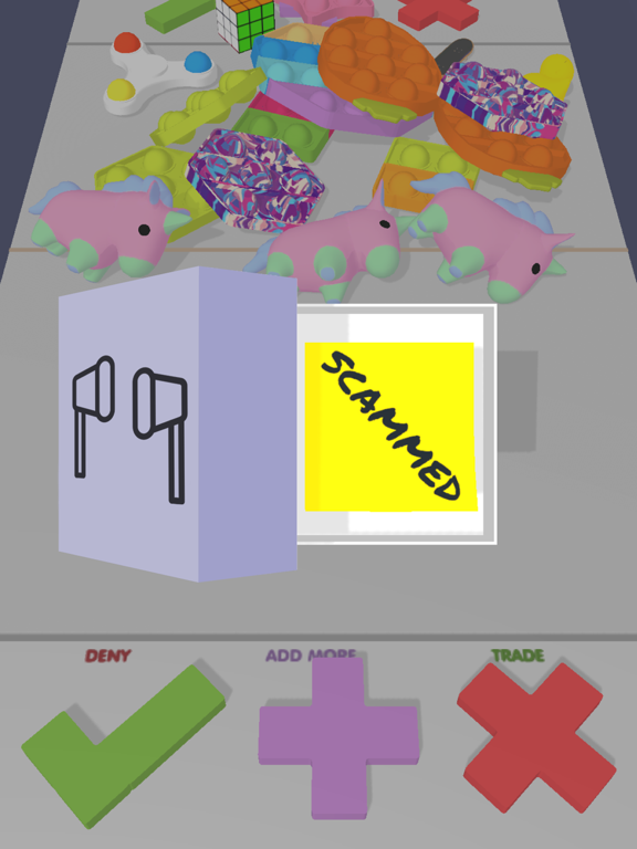 Fidget Trading 3D: Fidget Toysのおすすめ画像2