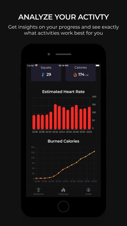 YUR - Make fitness a game screenshot-4