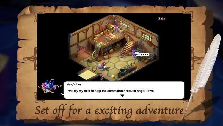 Angel Town 11 - Indie Games screenshot-4