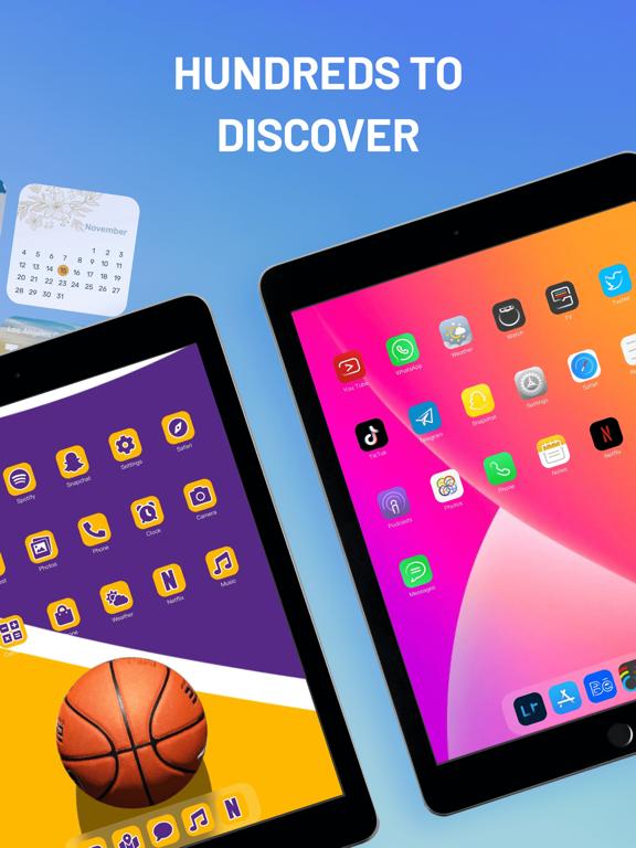 Fancy Widgets & Themes screenshot 13