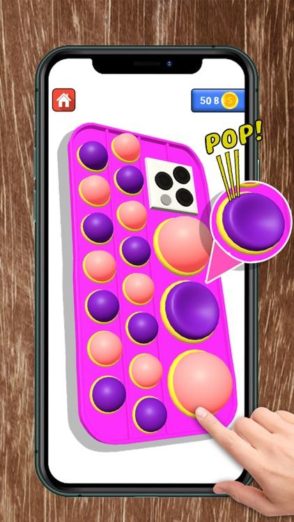Pop It Phone Case DIY screenshot-4
