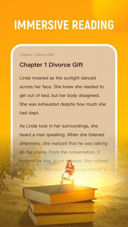 HiReader-Books,Fictions,Novels screenshot-5