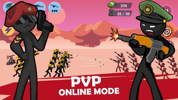 Stickman World War screenshot-4