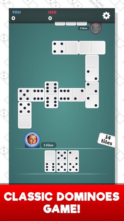 Dominoes Jogatina: Board Games screenshot-0