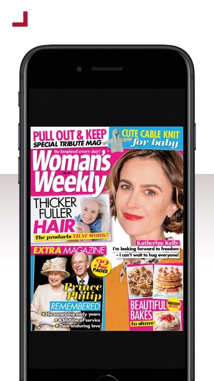 Woman's Weekly Magazine UK