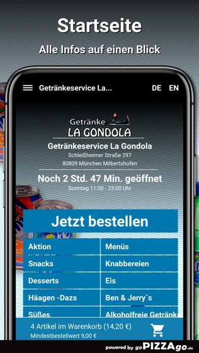 Lagondola München Milbertshofe screenshot 2