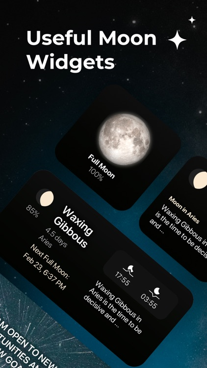 Moon Phase Calendar - MoonX screenshot-8