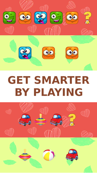Baby Games:Fun Shapes for Kids screenshot 2