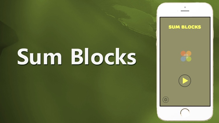 爱游戏-Sum Blocks