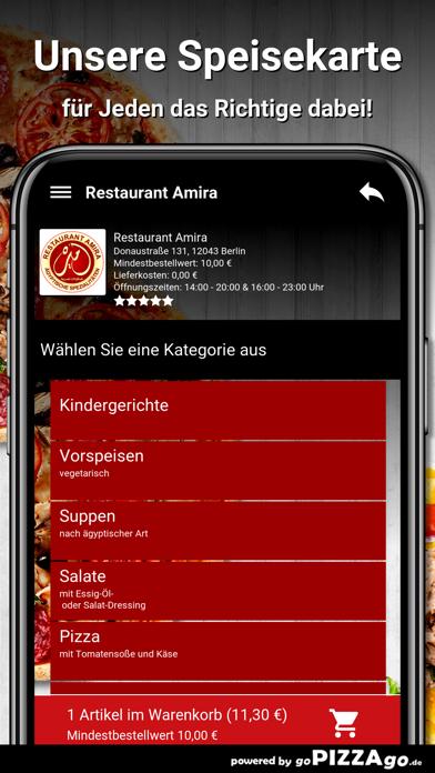 Restaurant Amira Berlin screenshot 4