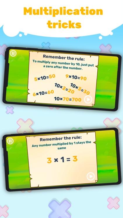 Multiplication Games For Kids. screenshot-3