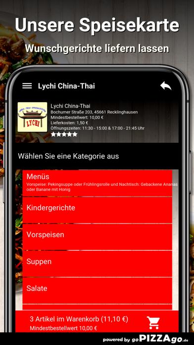 Lychi Recklinghausen screenshot 4