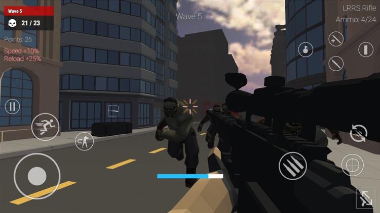 Extinction: Zombie Invasion screenshot-4