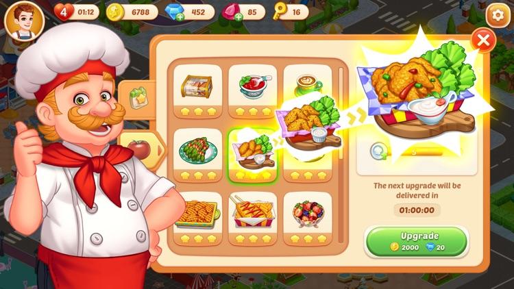 Crazy Diner:Kitchen Adventure screenshot-5