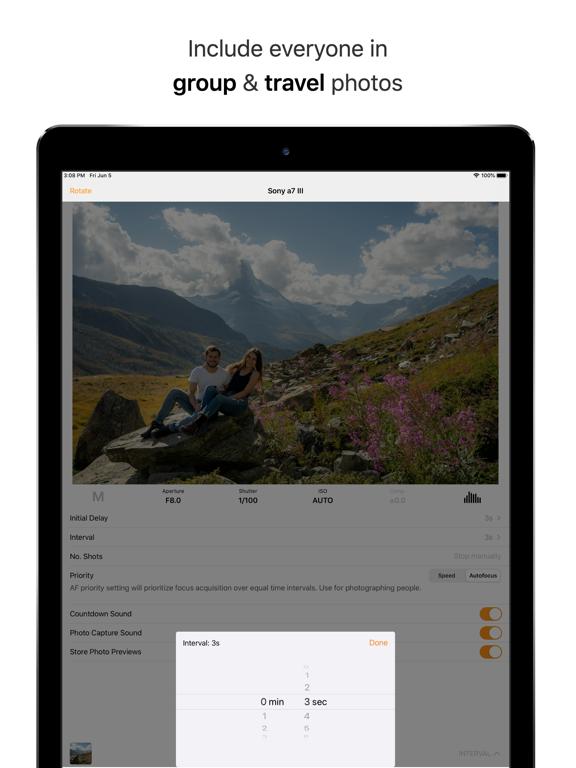 Shutter - Canon EOS Remote screenshot 15