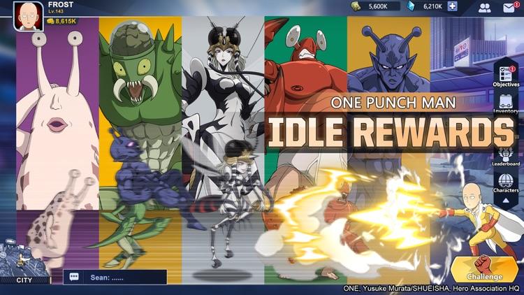 One-Punch Man:Road to Hero 2.0 screenshot-3