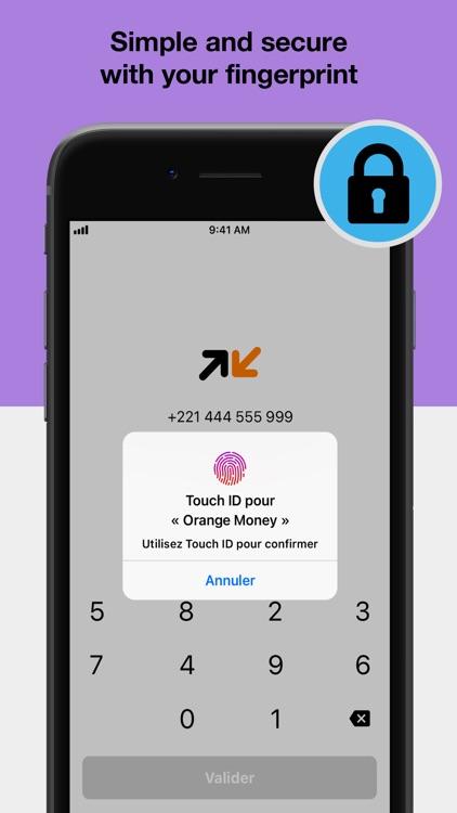 Orange Money Africa screenshot-8