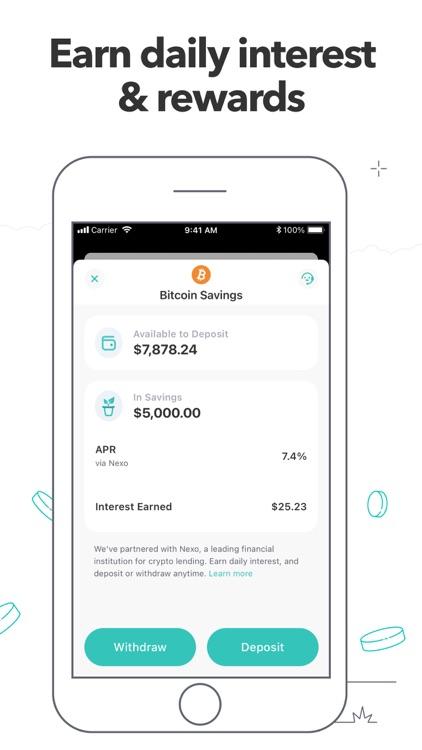 ZenGo: Crypto & Bitcoin Wallet screenshot-5