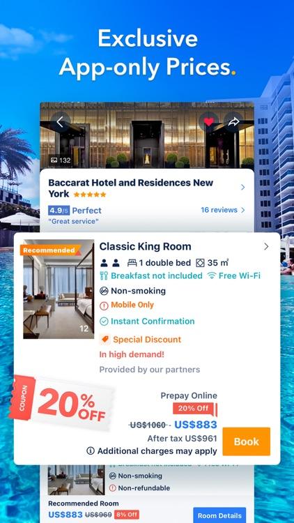 Trip.com:Hotels,Flights,Trains screenshot-5