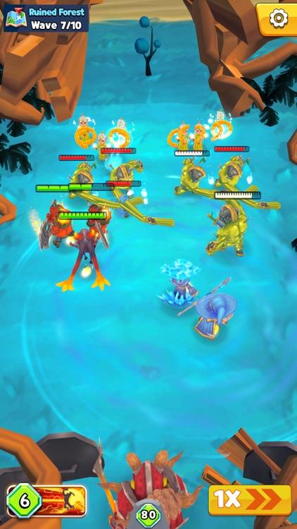 Vanguard: Battle Arena screenshot-9