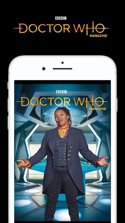 Doctor Who Magazine screenshot-3