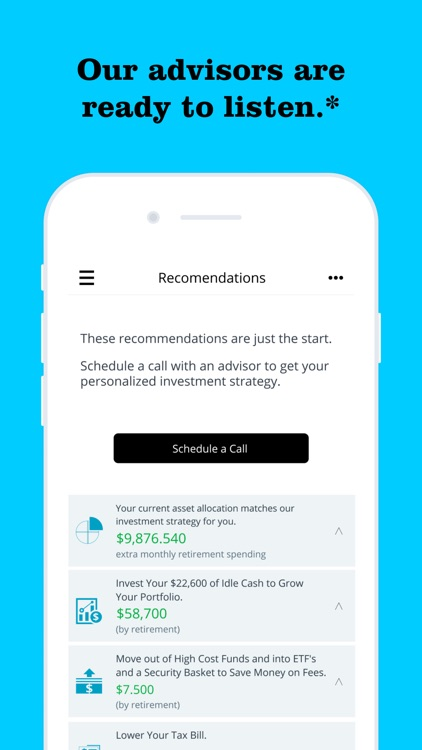Personal Capital: Investing screenshot-6