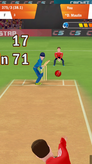Cricket Star Pro screenshot 2