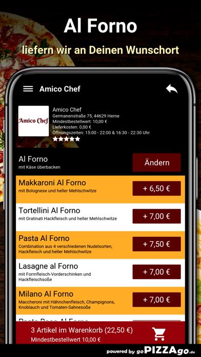 Amico Chef Herne screenshot 6