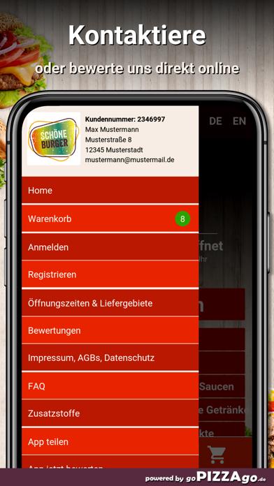 Schöne Burger Berlin screenshot 3