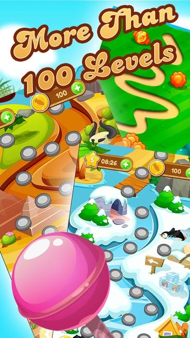 キャンディポップマッチ3パズルゲーム紹介画像3