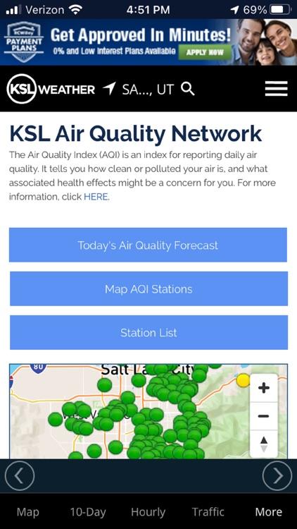 KSL Weather screenshot-6