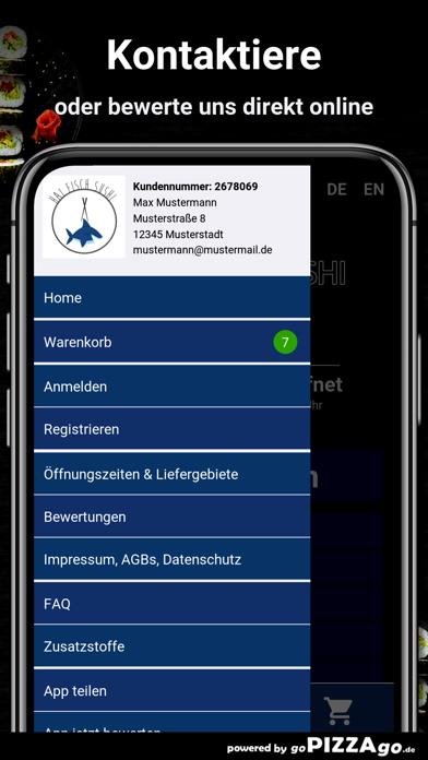 Hai Fisch Sushi Saarbrücken screenshot 3