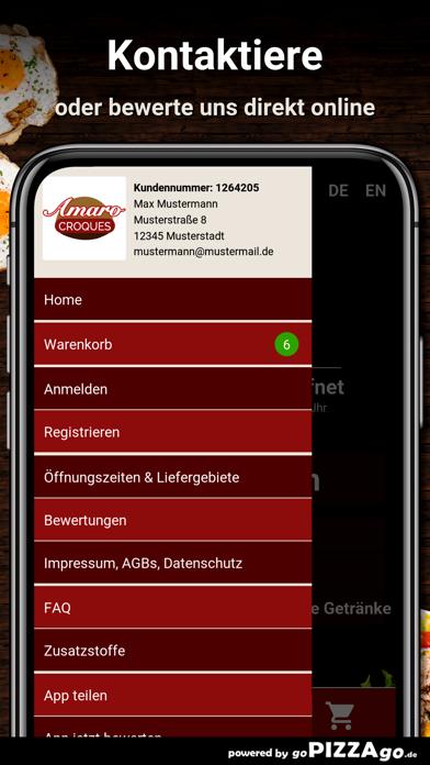 Amaro Croques Stralsund screenshot 3