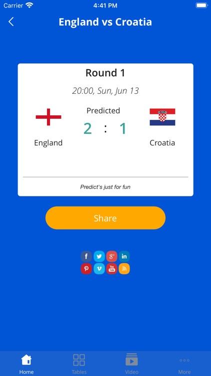 Euro Football App screenshot-3