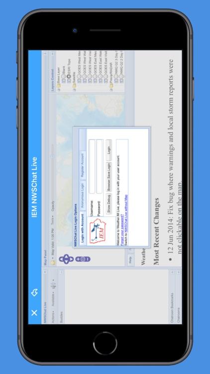 IEM Mobile screenshot-3