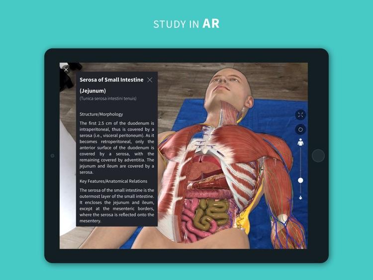Complete Anatomy 2022 screenshot-4