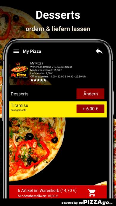 My Pizza-Soest screenshot 6
