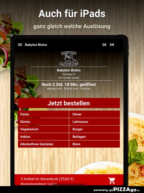 Babylon Bistro Halle (Saale) screenshot 7