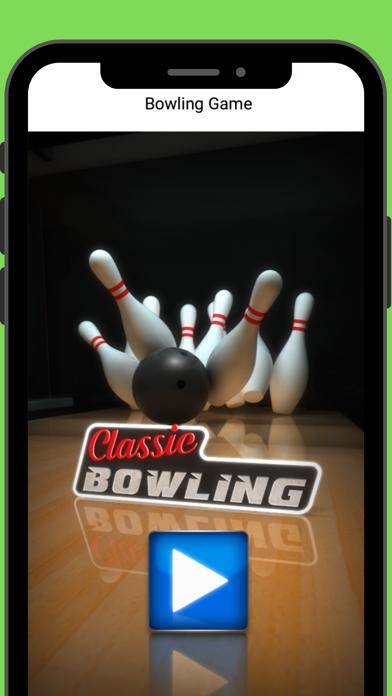 Bowling Game App screenshot 1