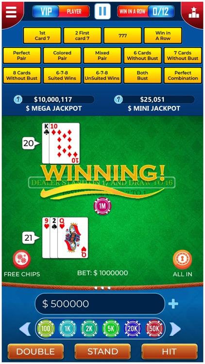 Blackjack King of Side Bets screenshot-6