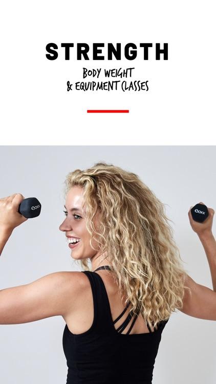Boxx: Workouts & Fitness Plans screenshot-3