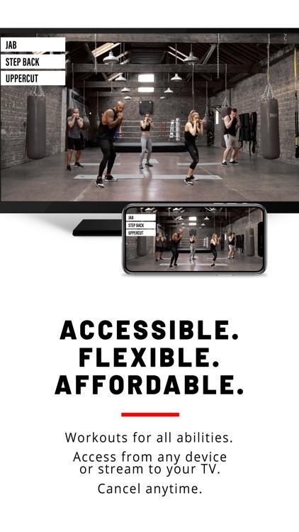 Boxx: Workouts & Fitness Plans screenshot-7