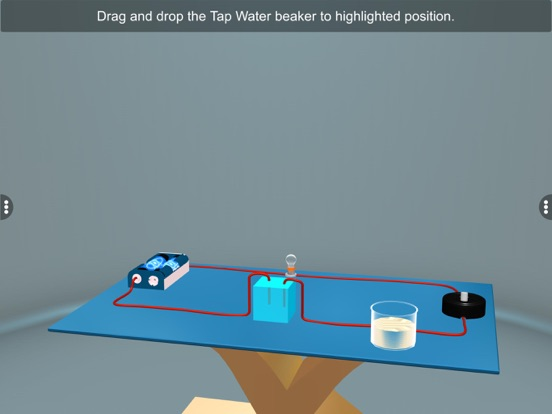 Electric Conduction in Liquids screenshot 13
